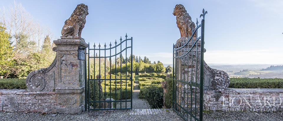 Stunning luxury property for sale near Florence Image 12