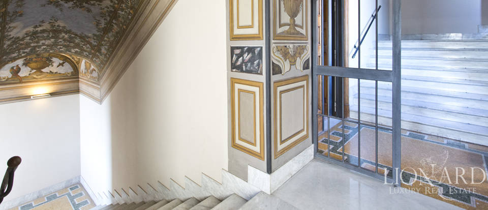 luxurious apartment for sale in rome