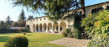 historic luxury estate for sale by lake garda