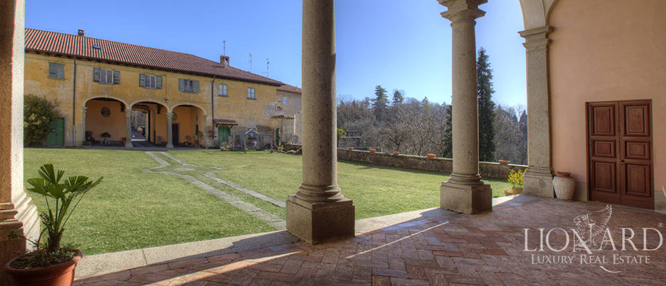 Luxury villa for sale in Como Image 7