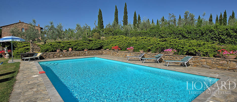 Luxury villa with swimming pool in Montespertoli Image 18