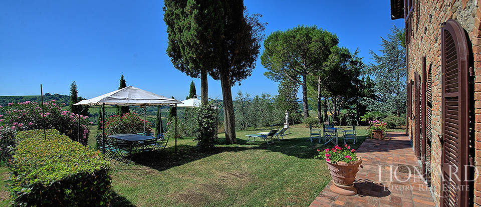 Luxury villa with swimming pool in Montespertoli Image 22
