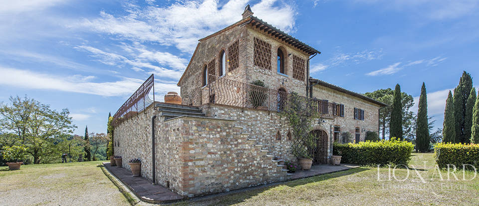 Luxury villa with swimming pool in Montespertoli Image 13