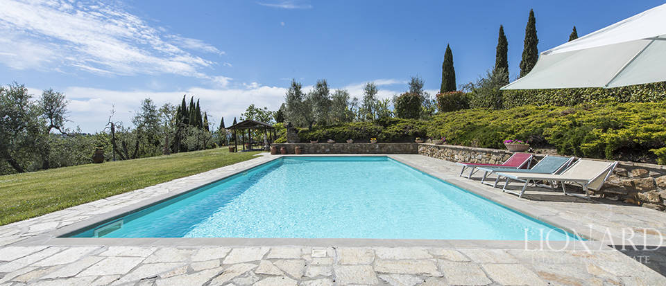 Luxury villa with swimming pool in Montespertoli Image 28