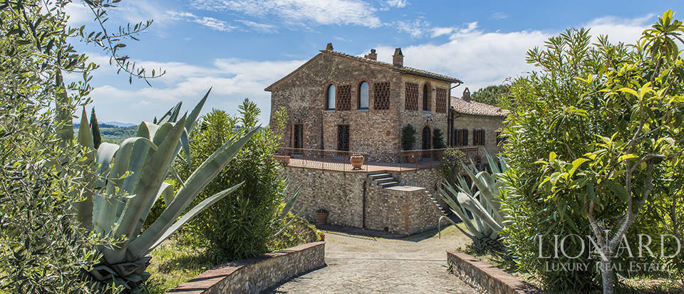 Luxury villa with swimming pool in Montespertoli Image 23