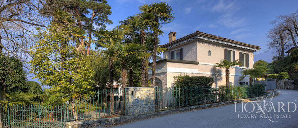 Villa in front of Lake Como for sale Image 25