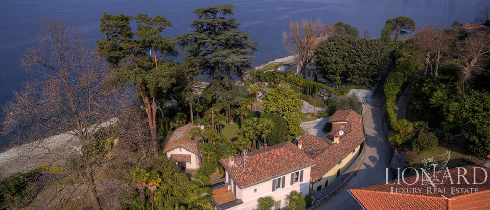 Villa in front of Lake Como for sale Image 24