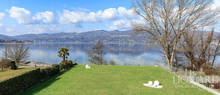 modern luxury villa for sale by lake maggiore