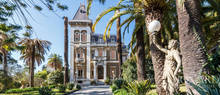exclusive luxury villa for sale in sanremo