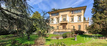 art nouveau style villa for sale in milan