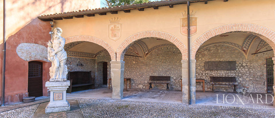 Historical estate for sale in Alessandria Image 5