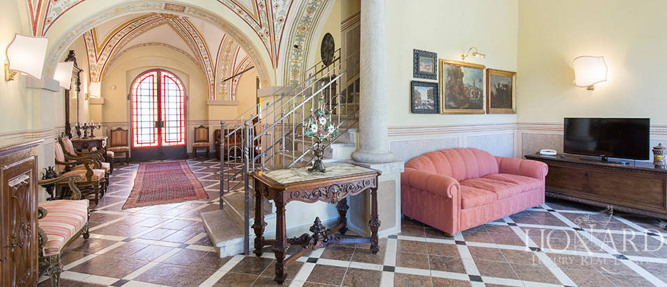 Historical estate for sale in Alessandria Image 15