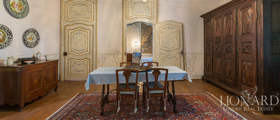 Historical estate for sale in Alessandria Image 33