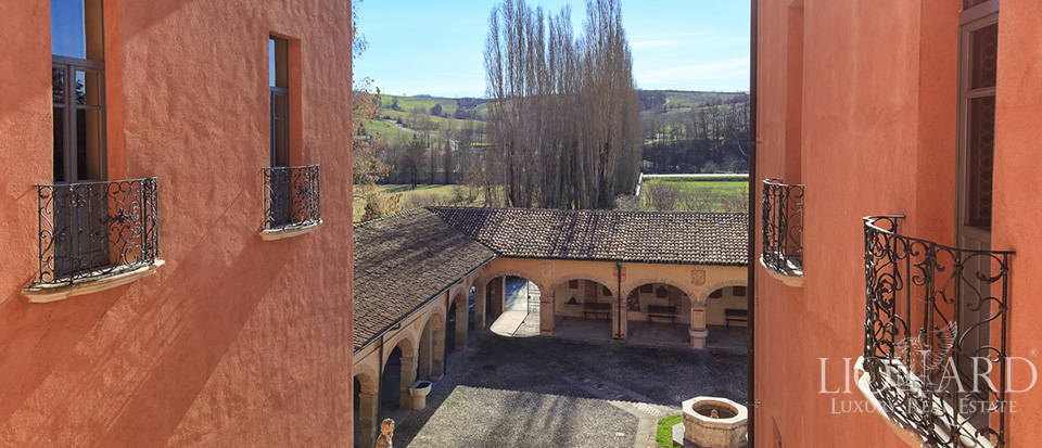 Historical estate for sale in Alessandria Image 37