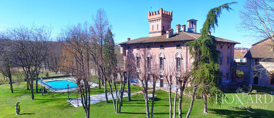 Historical estate for sale in Alessandria Image 53