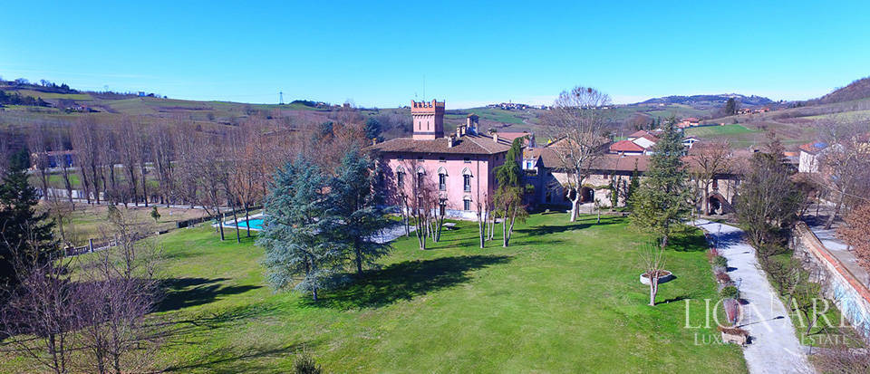 Historical estate for sale in Alessandria Image 54