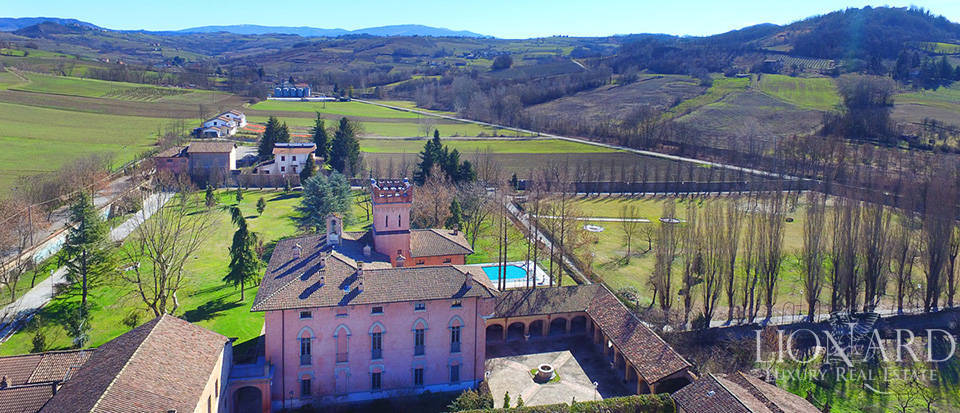 Historical estate for sale in Alessandria Image 55