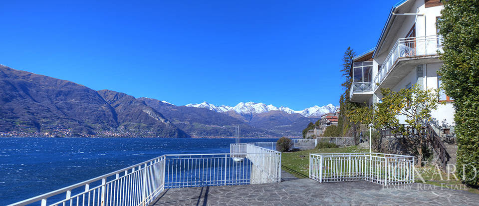 Lake front villa for sale in Como Image 7