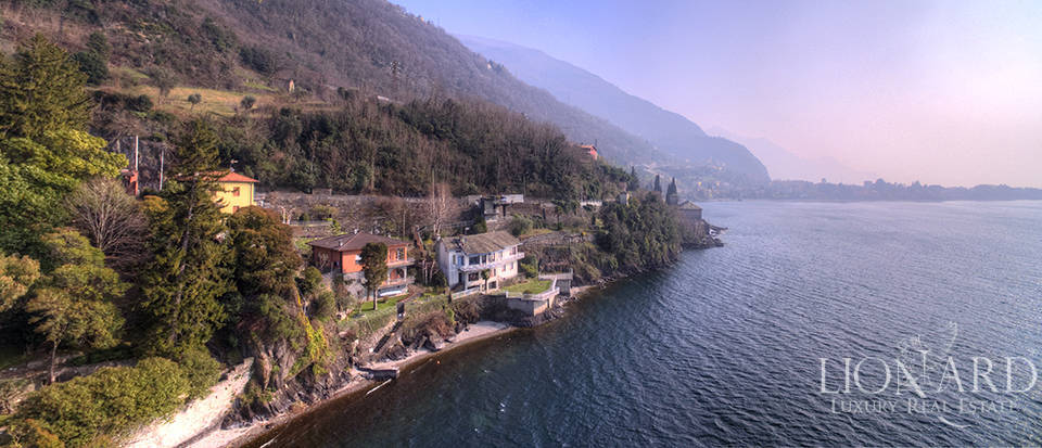 Lake front villa for sale in Como Image 19