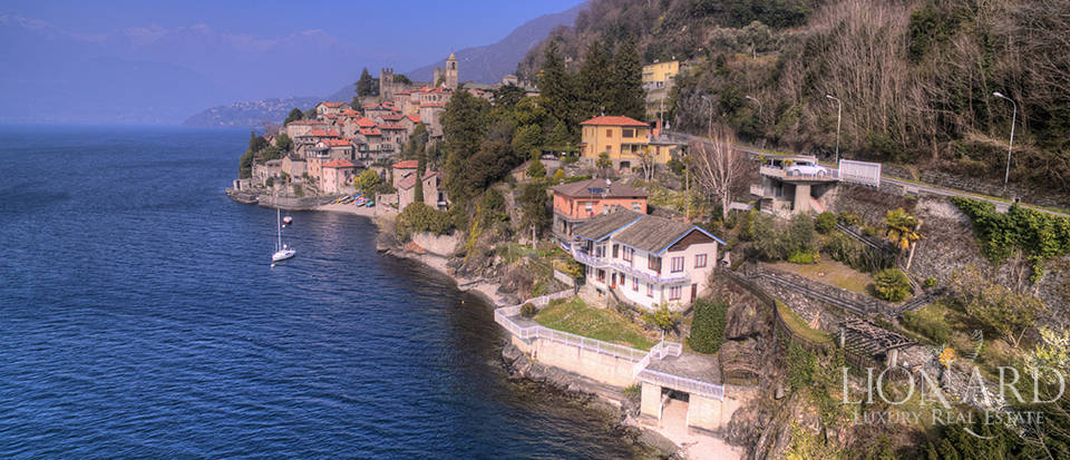 Lake front villa for sale in Como Image 6