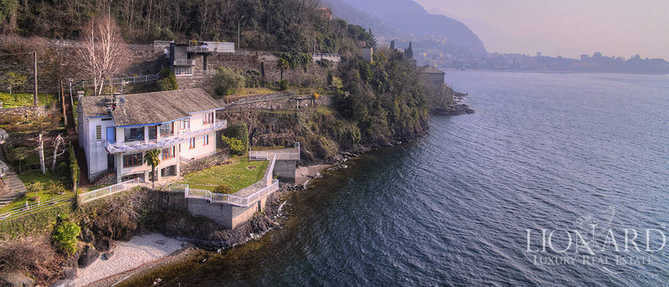 Lake front villa for sale in Como Image 20