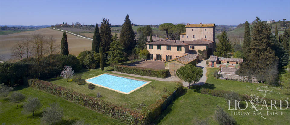 Estate for sale near Siena Image 4