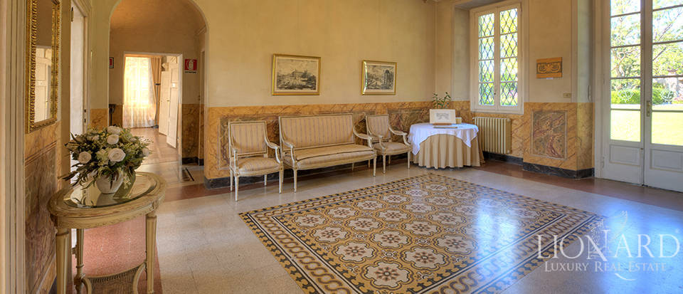 Refined estate for sale near Varese Image 42