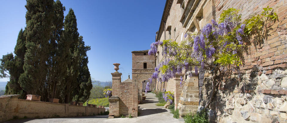 Historical estate for sale in the Tuscan countryside Image 23
