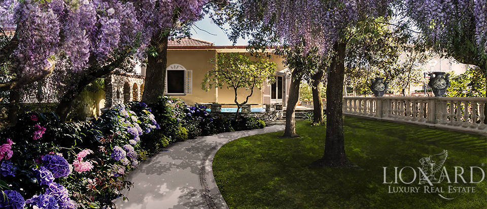 dream villa in versilia