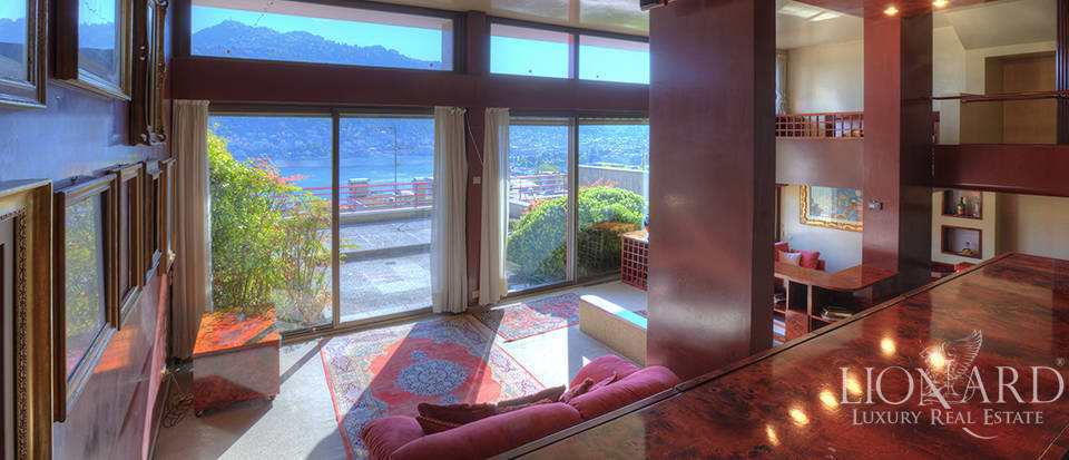 Apartment for sale in front of Lake Como Image 7