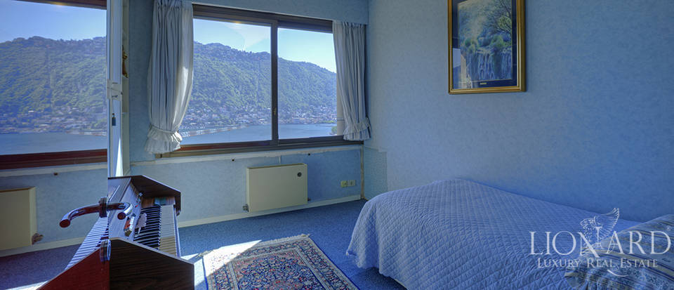 Apartment for sale in front of Lake Como Image 17
