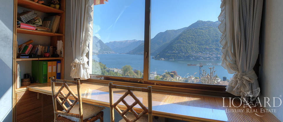 Apartment for sale in front of Lake Como Image 16