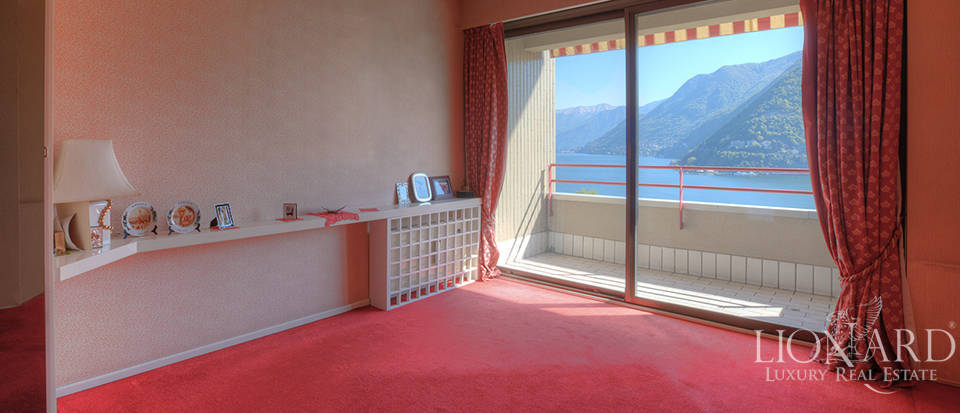 Apartment for sale in front of Lake Como Image 18