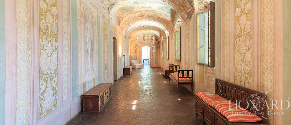 Luxury castle for sale in Piacenza Image 43