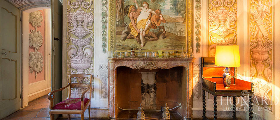 Luxury castle for sale in Piacenza Image 35