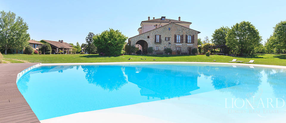 Luxury complex for sale in Piacenza Image 20