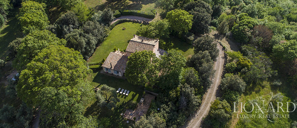 Prestigious estate for sale in Tuscany Image 48