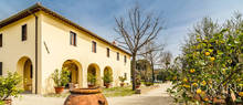 prestigious estate in settignano