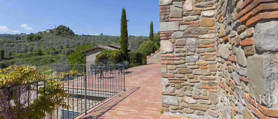 Luxury complex for sale near Arezzo Image 25