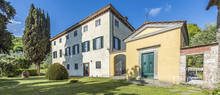 luxury 17th century villa in lucca countryside