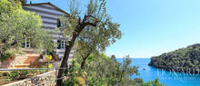 magnificent villa by the sea in santa margherita ligure