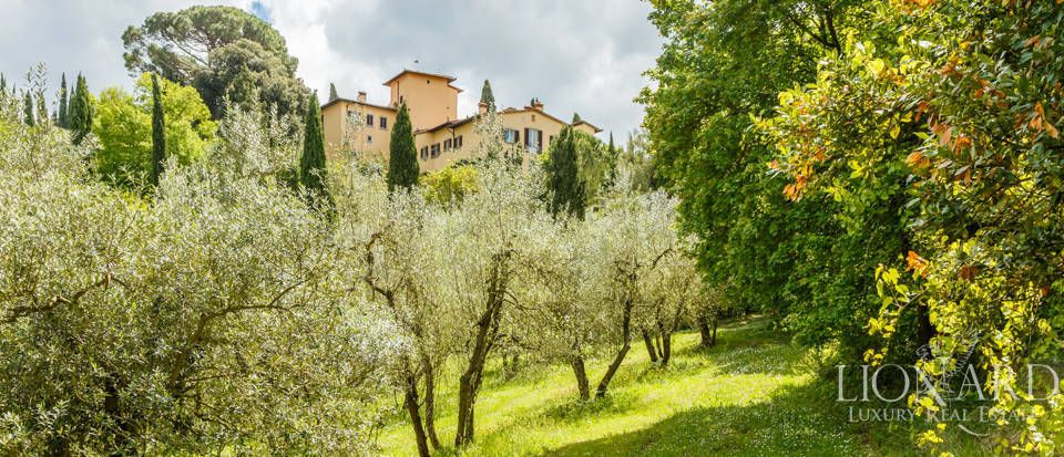 Refined estate for sale in Tuscany Image 52