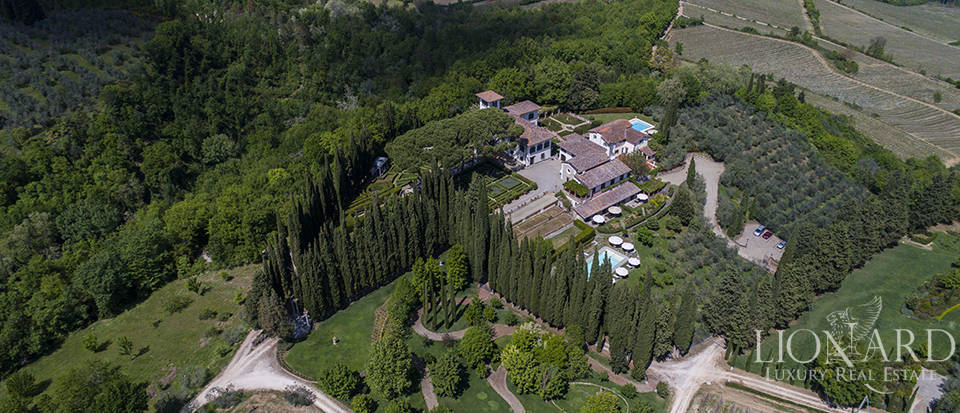 Prestigious complex for sale in Tuscany Image 78