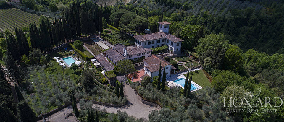 Prestigious complex for sale in Tuscany Image 79