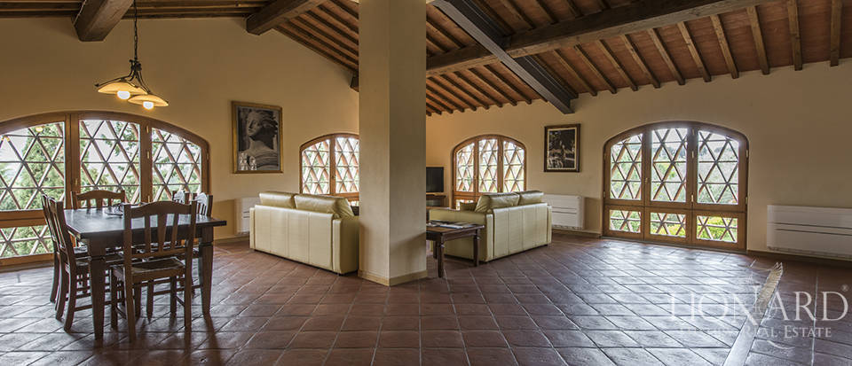 Prestigious complex for sale in Tuscany Image 75