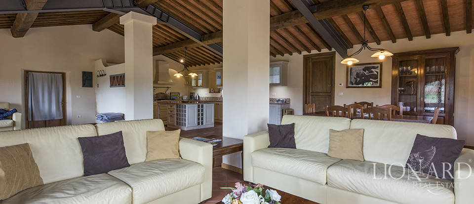 Prestigious complex for sale in Tuscany Image 76
