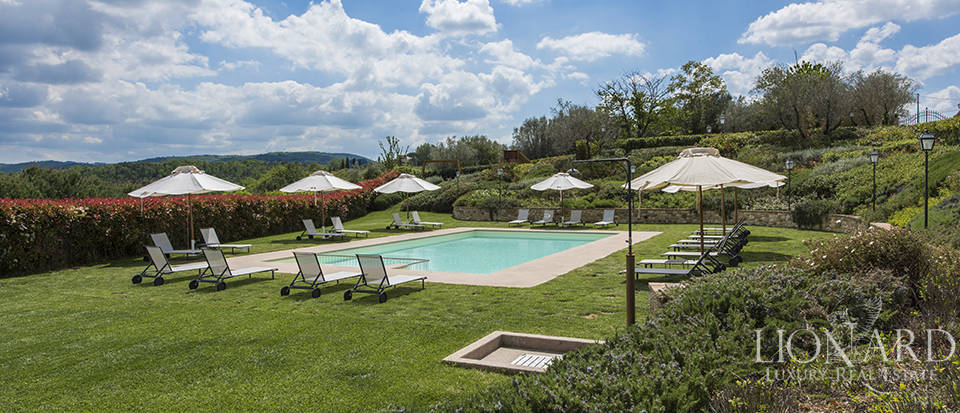 Prestigious complex for sale in Tuscany Image 33
