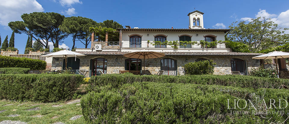 Prestigious complex for sale in Tuscany Image 60