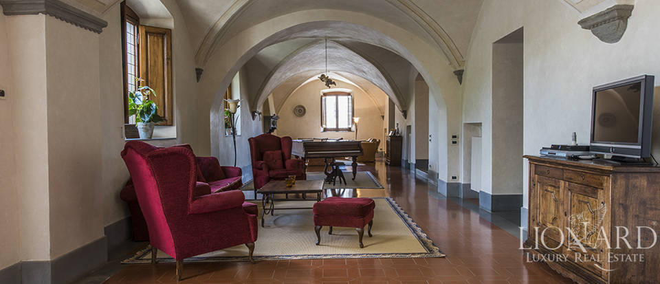 Prestigious complex for sale in Tuscany Image 18