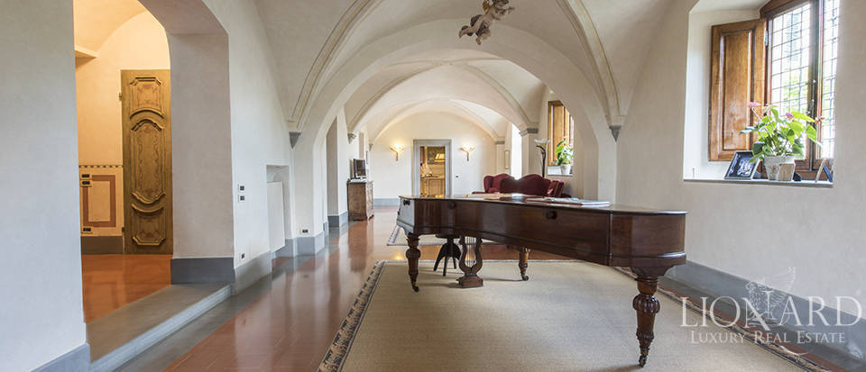 Prestigious complex for sale in Tuscany Image 21
